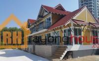 1327-1,2, ขายบ้านแฝด 2 ชั้น ติดถนนเลียบชายหาดแม่รำพึง บ้านเพ