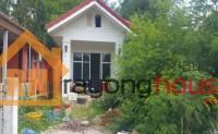 1466, ขายถูก บ้านเดี่ยวชั้นเดียว หมู่บ้านชมวิว เลขที่ 70/34